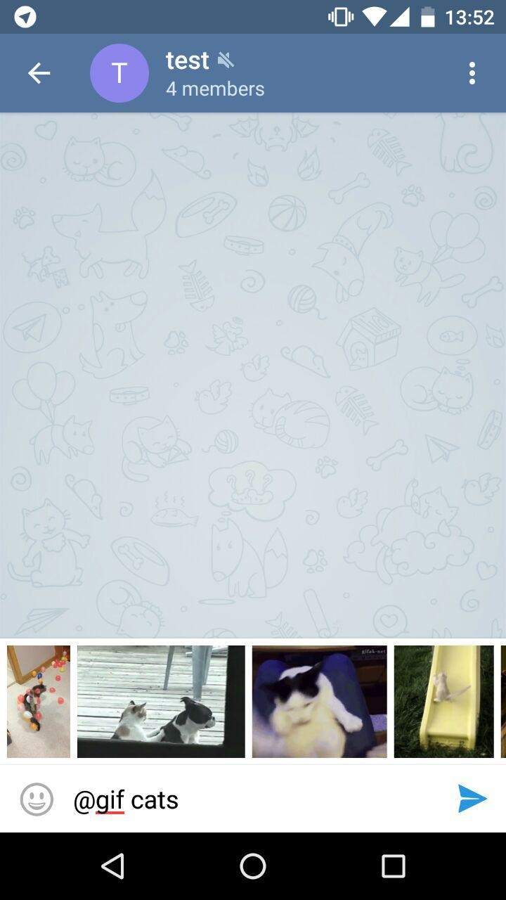 Inline Bots & GIF Revolution   Telegram Geeks