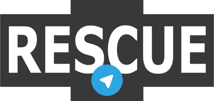 Telegram helps rescue