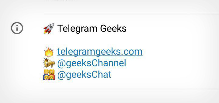 telegram-bio