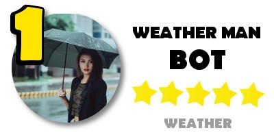telegram-bot-weatherman