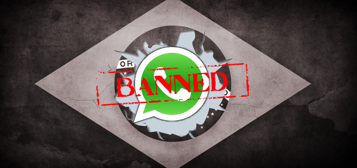 Justice determines WhatsApp lock in Brazil for 48 hours